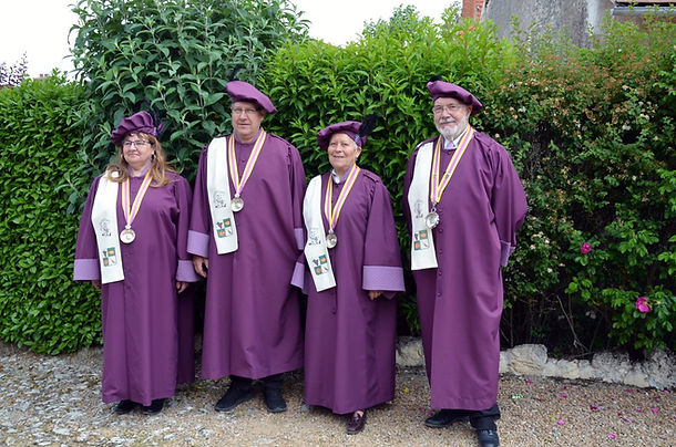 Confrérie des Chevaliers de la Saint Verny en Auvergne
