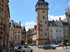 Le Beffroi Jacquemart
