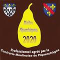 Logo vitrine 2020