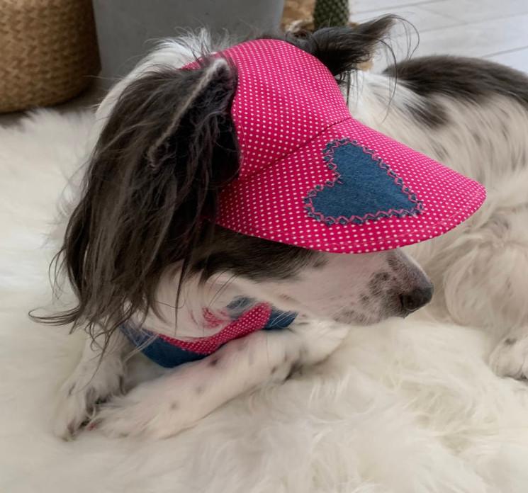 Bespoke Dog Cap