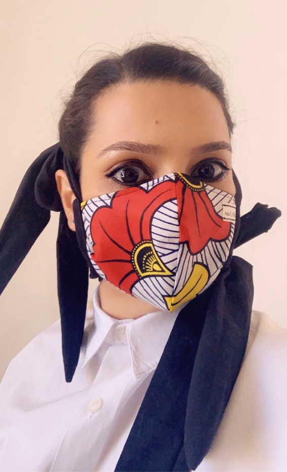 Runway Face Cover