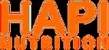 Hapi Nutrition Logo