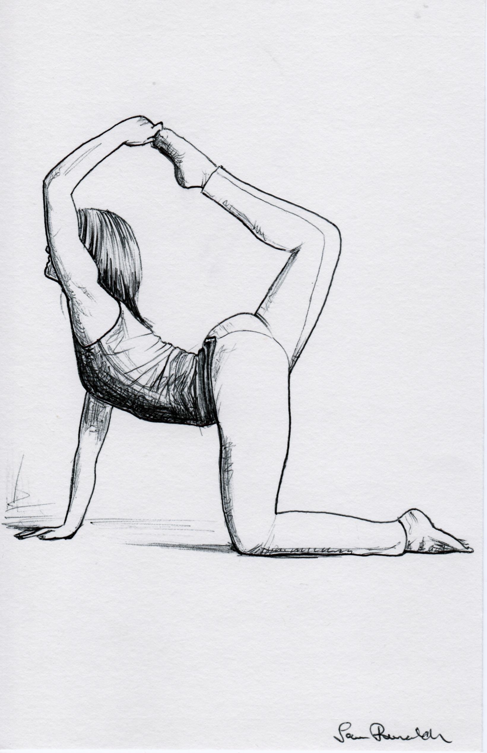 Bending Back