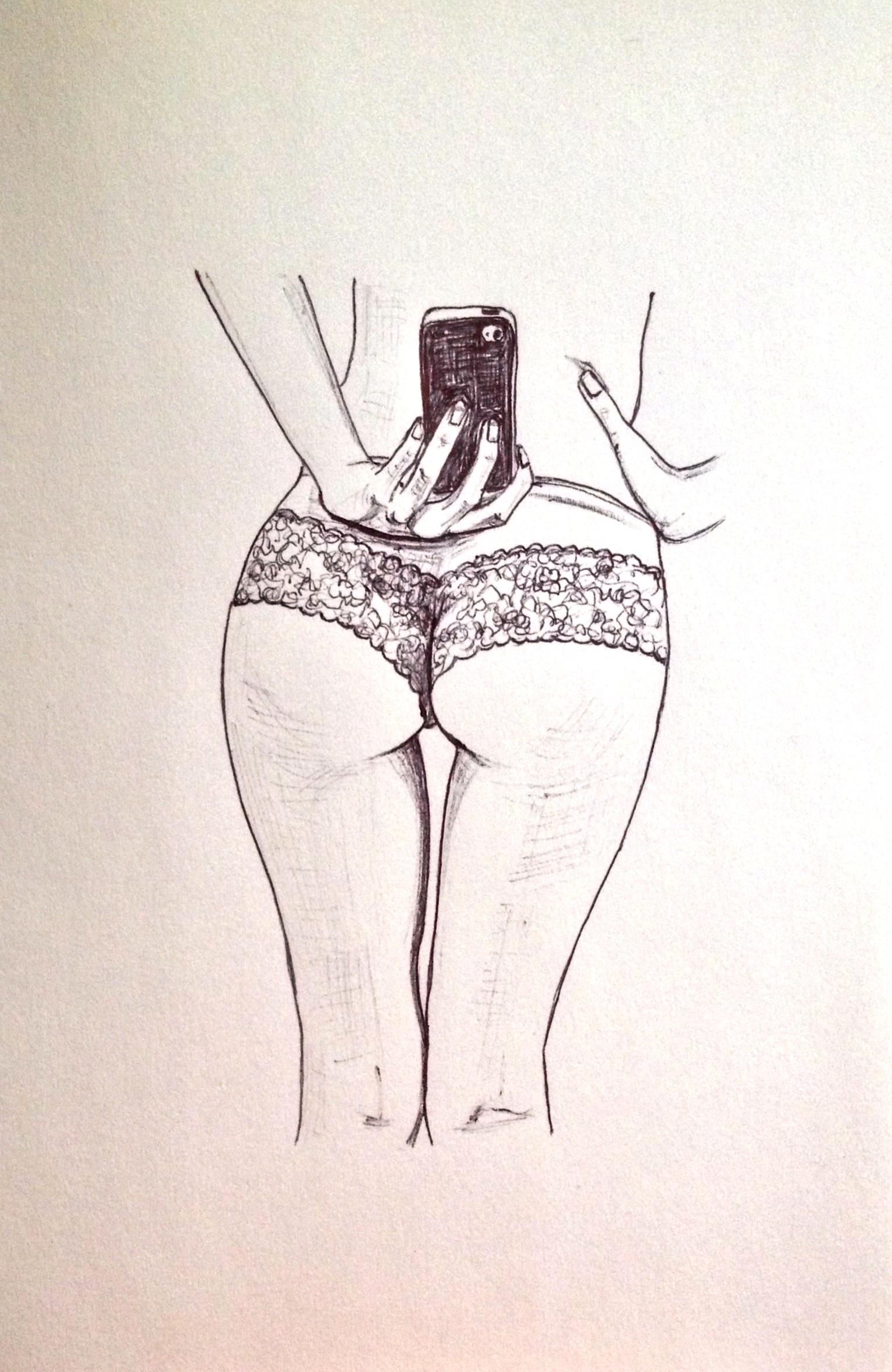 Selfie IX