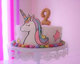 gâteau licorne témoignage