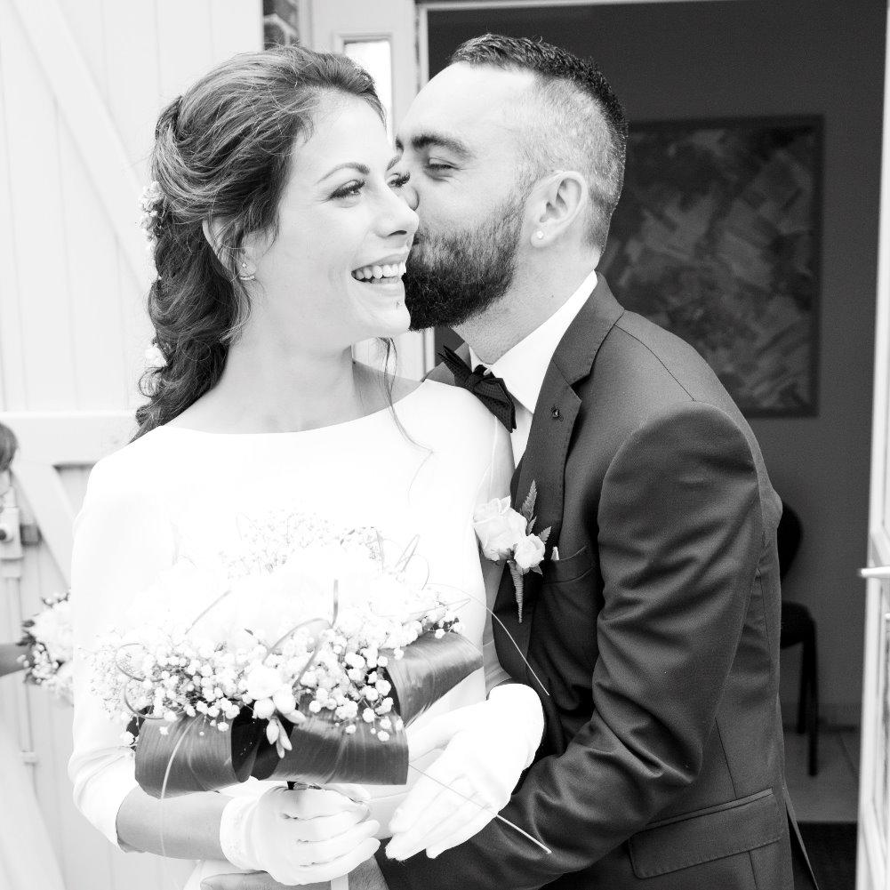 Les mariés ©Christophe Chalimbaud