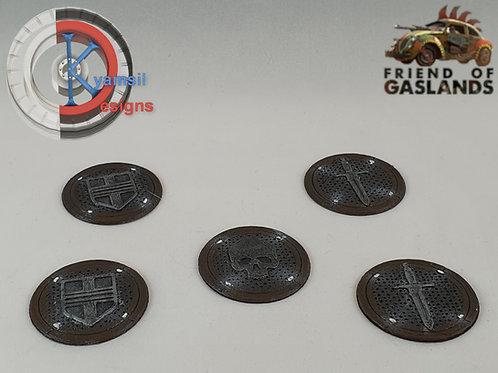 Death Race Pressure Plates
