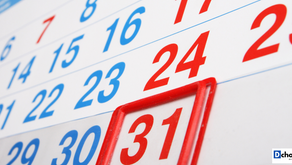 What's happening in the last week of the year?