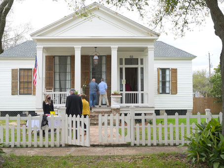 Greek Revival Rescue: From Demolition to Celebration