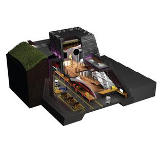 Studio Chunk Axon