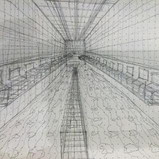 Sketch by Dylan Newlon