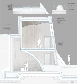 Detailed Section Drawing