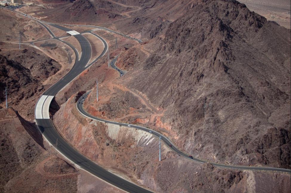 Desert Highway, Clark County, NV