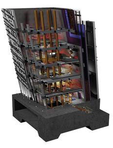 Tower Chunk Axon