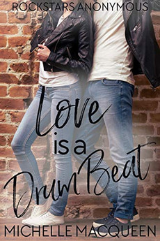 Love is a Drum Beat (Rockstars Anonymous Book 4)