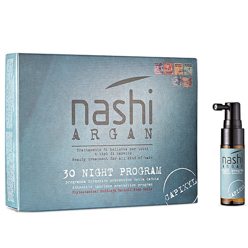 Nashi Argan 30 Night Program