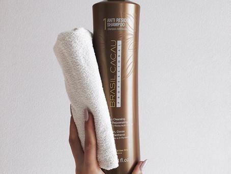 #AskStella: Clarifying shampoo before keratin treatment, how is it work