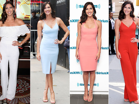Easy Summer Date-Night Outfits Inspired by The Bachelorette's Becca Kufrin