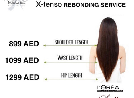 L'Oréal - X-Tenso Rebonding Offer