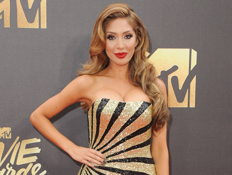 Farrah Abraham Opens Up About ThatCannes Film Festival Dress Mishap: 'I Was Literally Shocked&#3