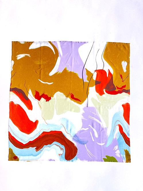 Lenço Color Change