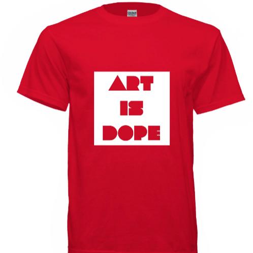 """DOPE ART"" TEE"