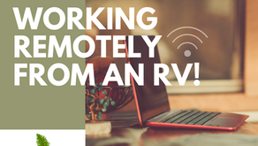 5 Tips for Working Remotely in an RV!