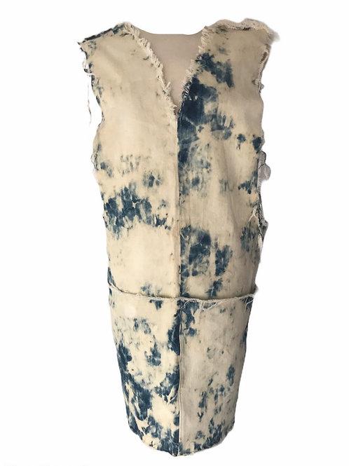 Haystack denim pocket dress