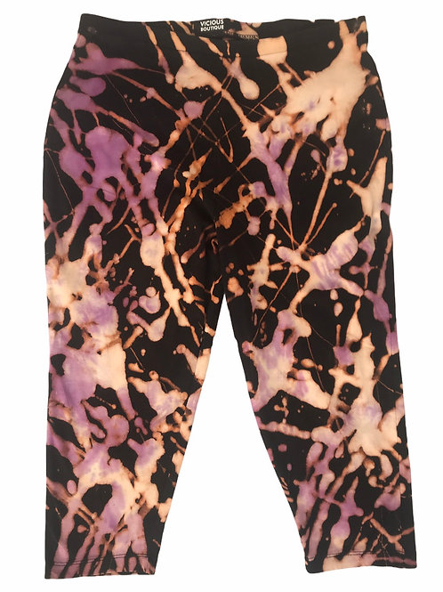 Zen yoga cropped leggings