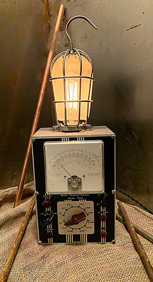 Early 60's Electrical Multimeter