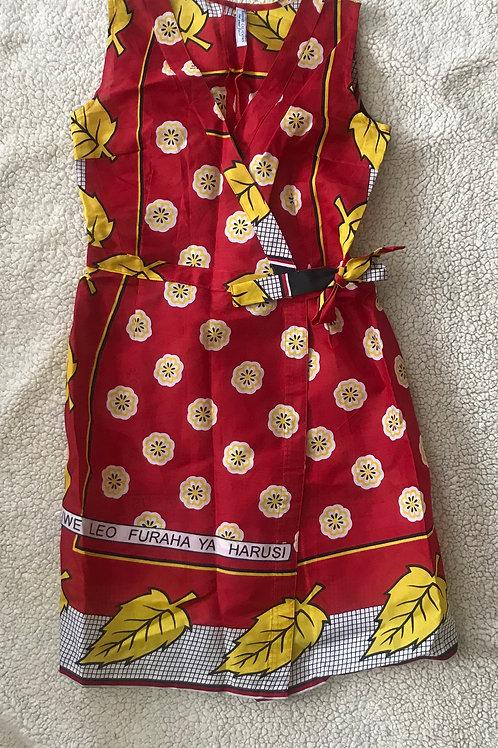 Leso Wrap Dress