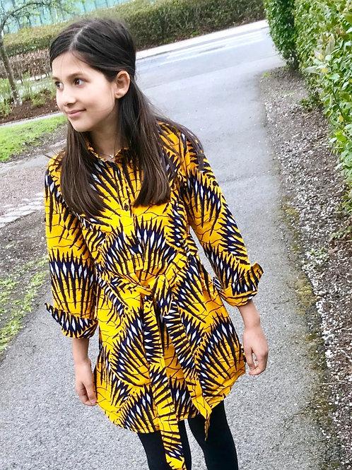 Furaha Shirt-dress