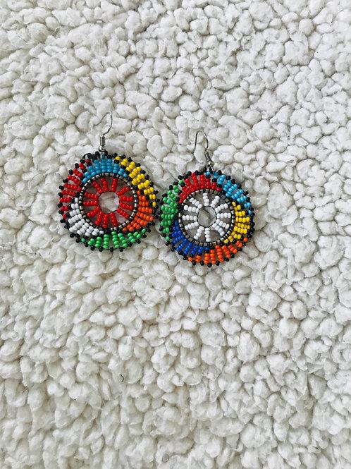 Matatu earrings