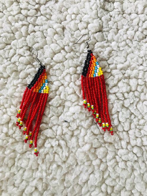 Mabawa earings