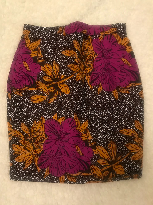 Prim Pencil Skirt