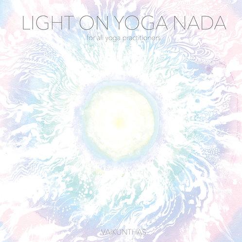 Light on Yoga Nada  (CD)