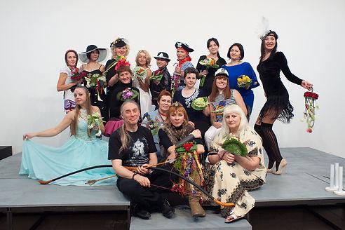 Семинар по свадебной флористике в Липецке