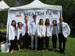 PharmSC Spring Health Fair 2016