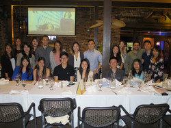 Transition Dinner Group