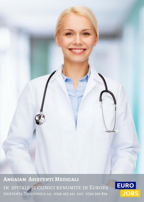 Asistenti Medicali, Doctori