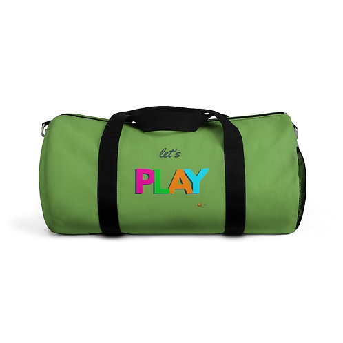 Duffel Bag, Let's PLAY