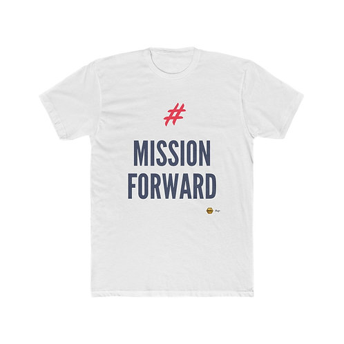 Mission Forward, Men's Cotton Tee