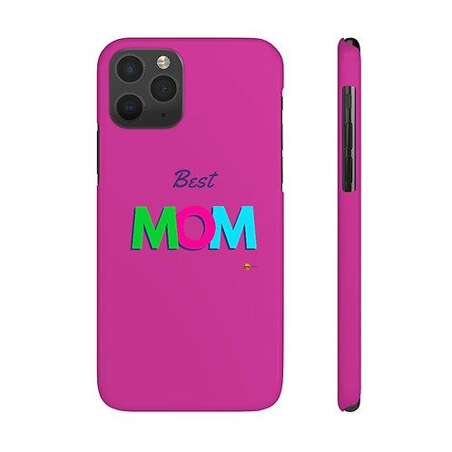 Mate Slim Phone Case, Best MOM