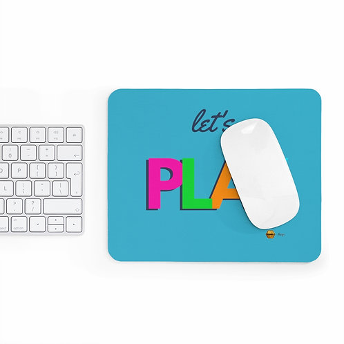 Mousepad, Let's PLAY
