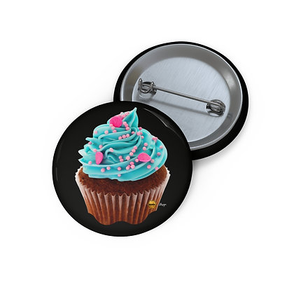 """Muffin""  Buton, Pin"