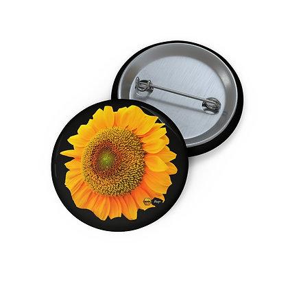 """""""Floarea Soarelui""""  Buton, Pin"""