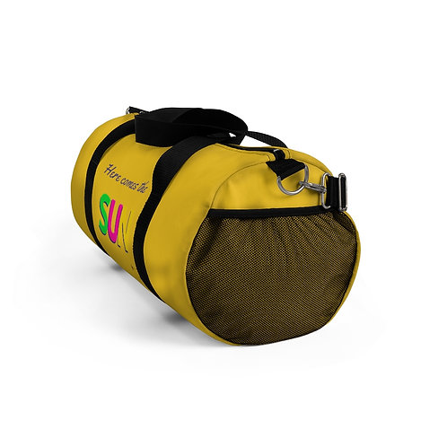 Duffel Bag, Here comes the SUN