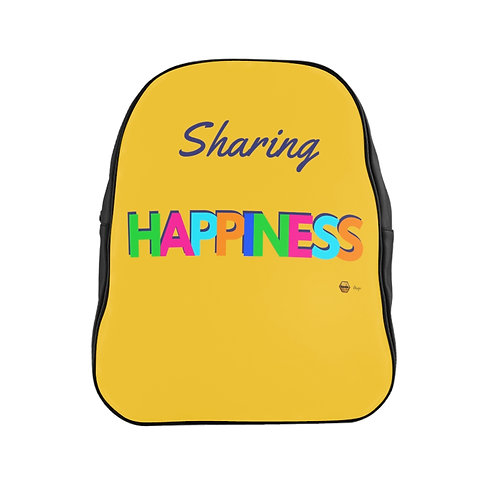 School Backpack, Sharing HAPPINESS