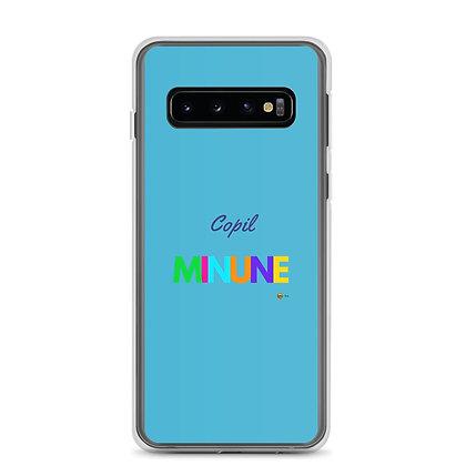 """""""Copil MINUNE"""" Husa Samsung"""