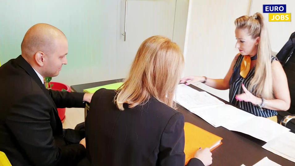 Frankfurt Airport Interviews at EuroJobs